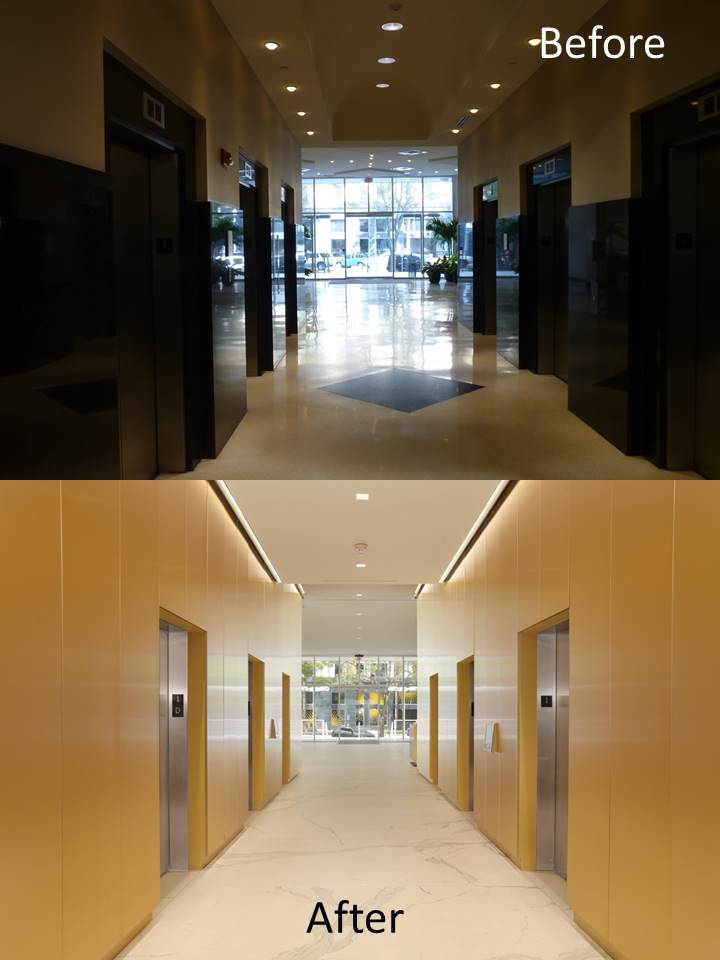 first-central-tower-lobby-elevators